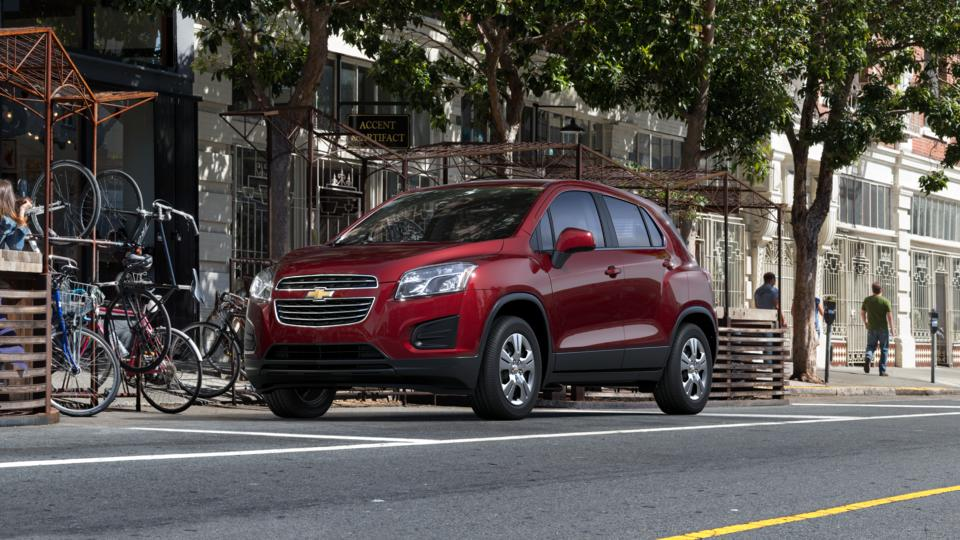 2016 Chevrolet Trax Vehicle Photo in Detroit, MI 48207