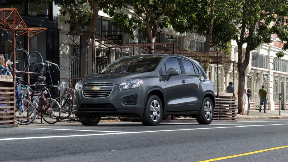 2016 Chevrolet Trax Vehicle Photo in Redding, CA 96002