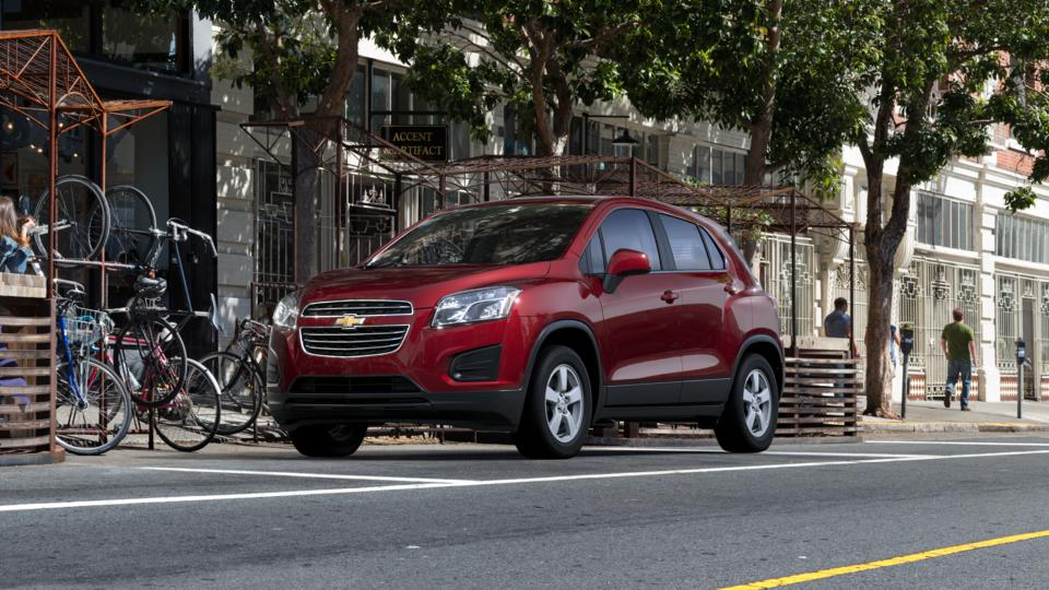2016 Chevrolet Trax Vehicle Photo in Williamsville, NY 14221