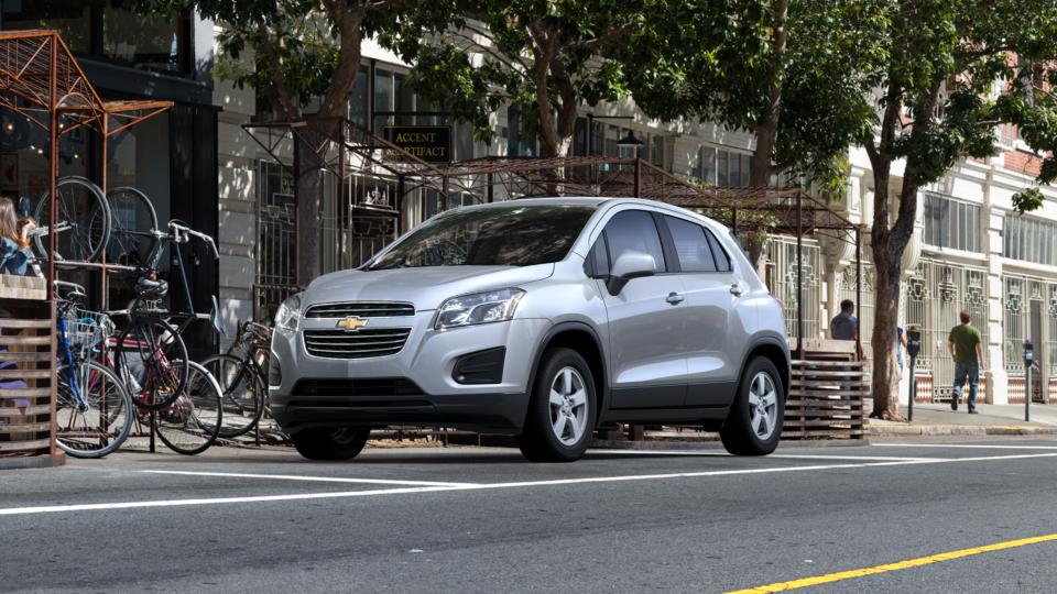 2016 Chevrolet Trax Vehicle Photo in Spokane, WA 99207