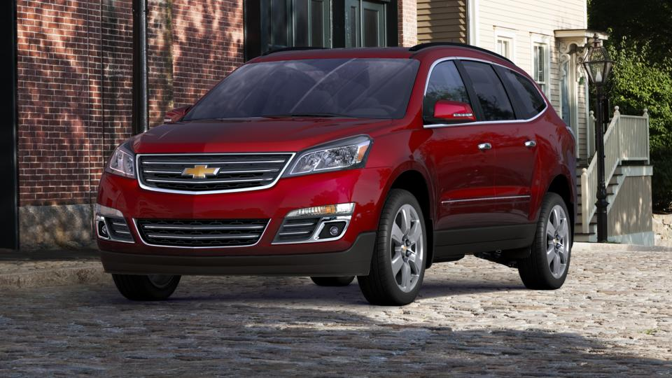 2016 Chevrolet Traverse Vehicle Photo in Beaufort, SC 29906