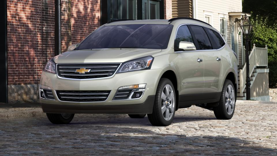 2016 Chevrolet Traverse Vehicle Photo in Pawling, NY 12564-3219