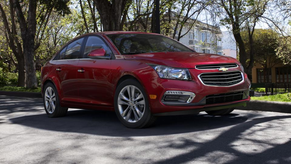 2016 Chevrolet Cruze Limited Vehicle Photo in Plainfield, IN 46168
