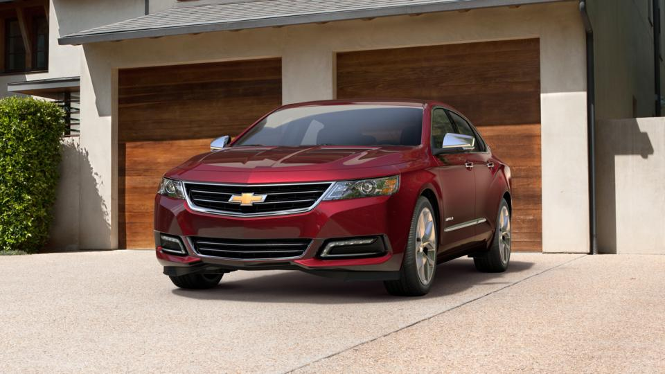 2016 Chevrolet Impala Vehicle Photo in Willoughby Hills, OH 44092