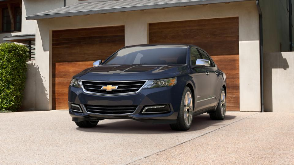 2016 Chevrolet Impala Vehicle Photo in Hudsonville, MI 49426