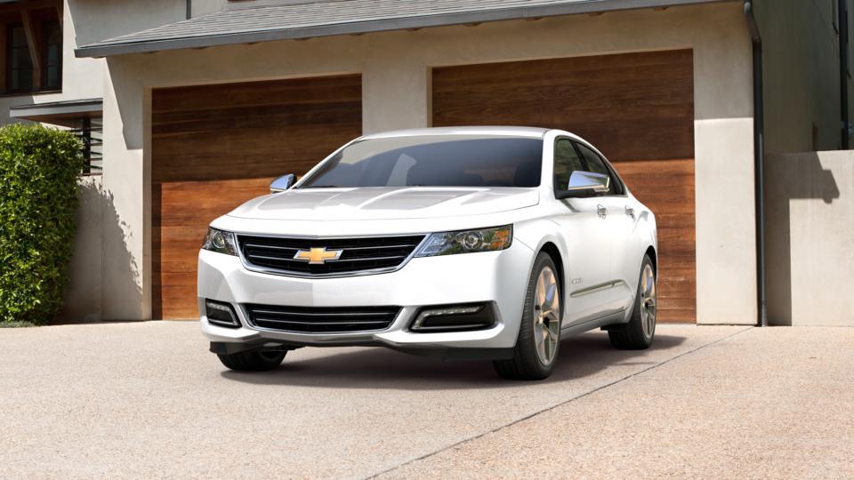 2016 Chevrolet Impala Vehicle Photo in Worthington, MN 56187