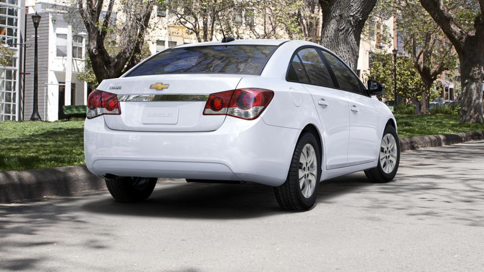 Joe Firment Chevrolet >> Avon Summit White 2016 Chevrolet Cruze Limited: Used Car ...