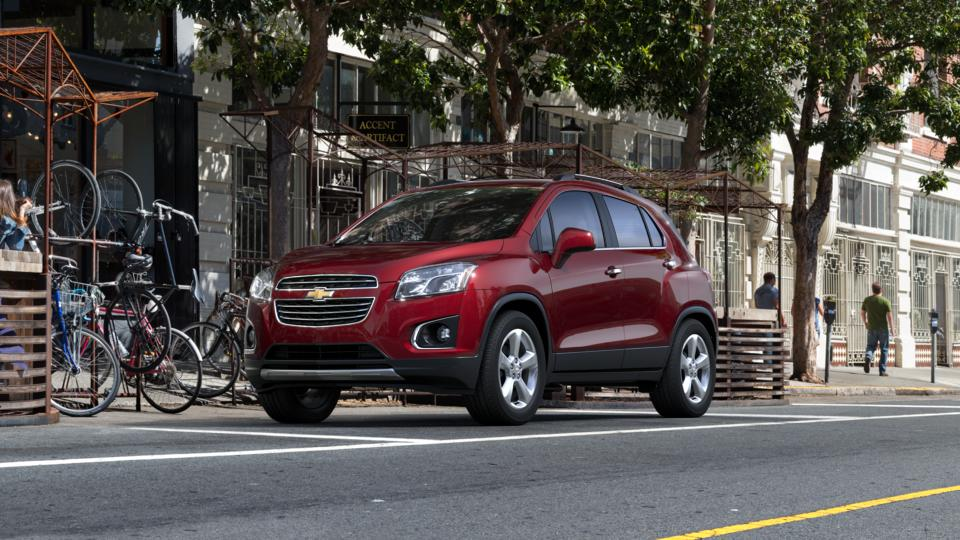2016 Chevrolet Trax Vehicle Photo in Westlake, OH 44145