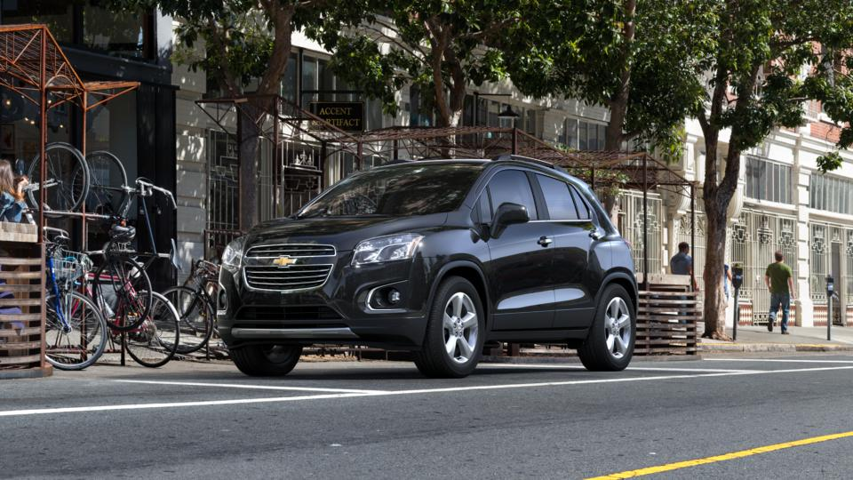 2016 Chevrolet Trax Vehicle Photo in Gardner, MA 01440