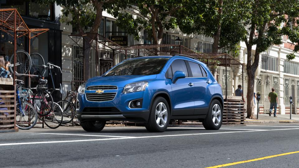2016 Chevrolet Trax Vehicle Photo in Saginaw, MI 48609