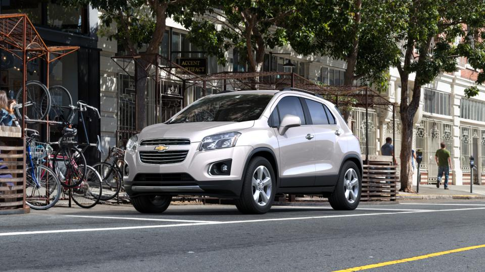 2016 Chevrolet Trax Vehicle Photo in Massena, NY 13662