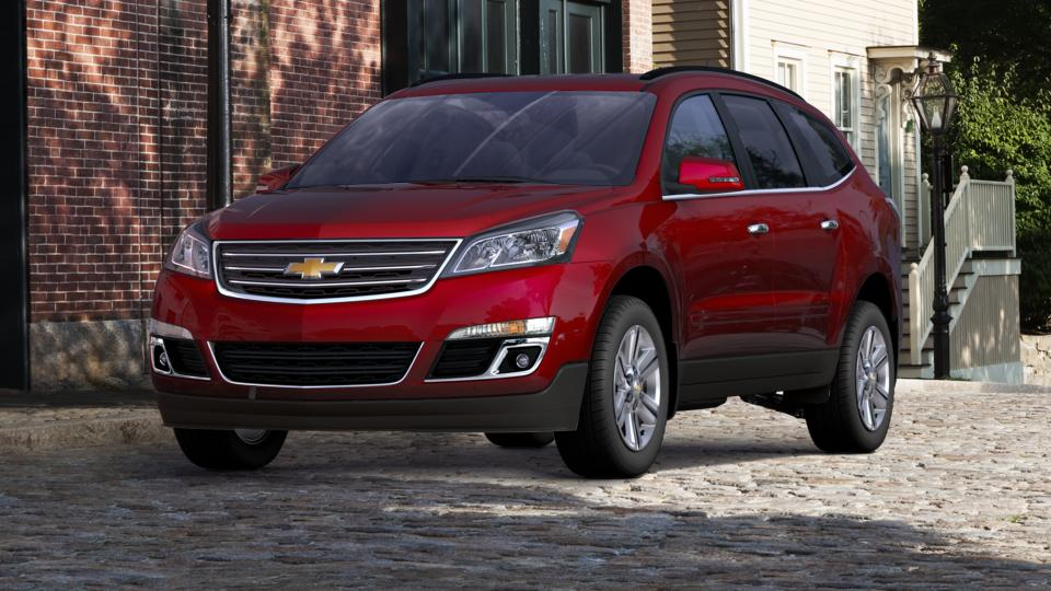 2016 Chevrolet Traverse Vehicle Photo in North Charleston, SC 29406