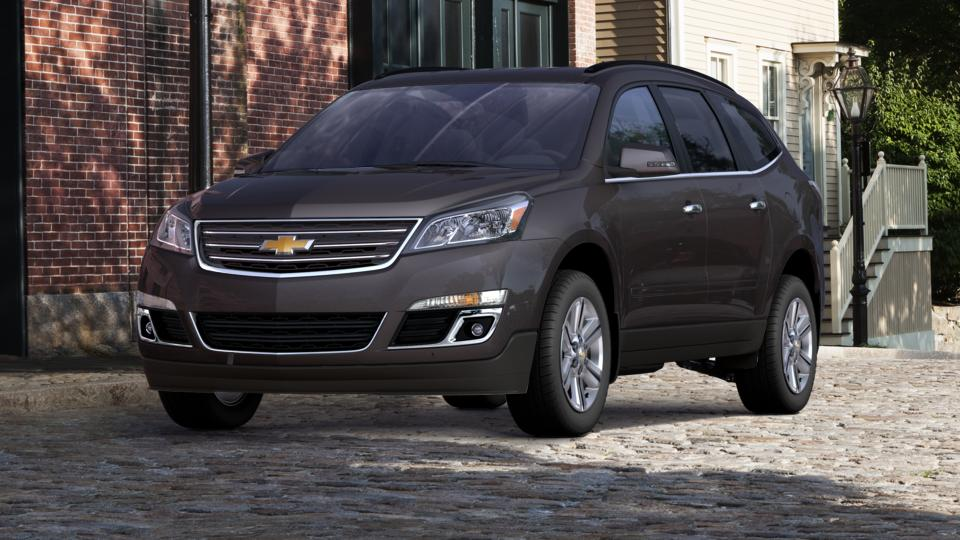 2016 Chevrolet Traverse Vehicle Photo in Oakdale, CA 95361