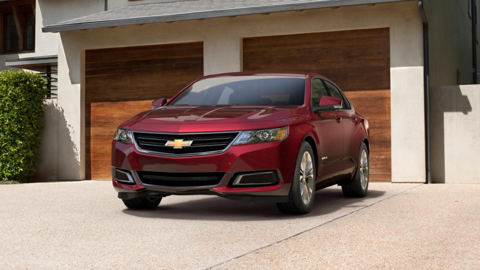 2016 Chevrolet Impala Vehicle Photo in Kernersville, NC 27284