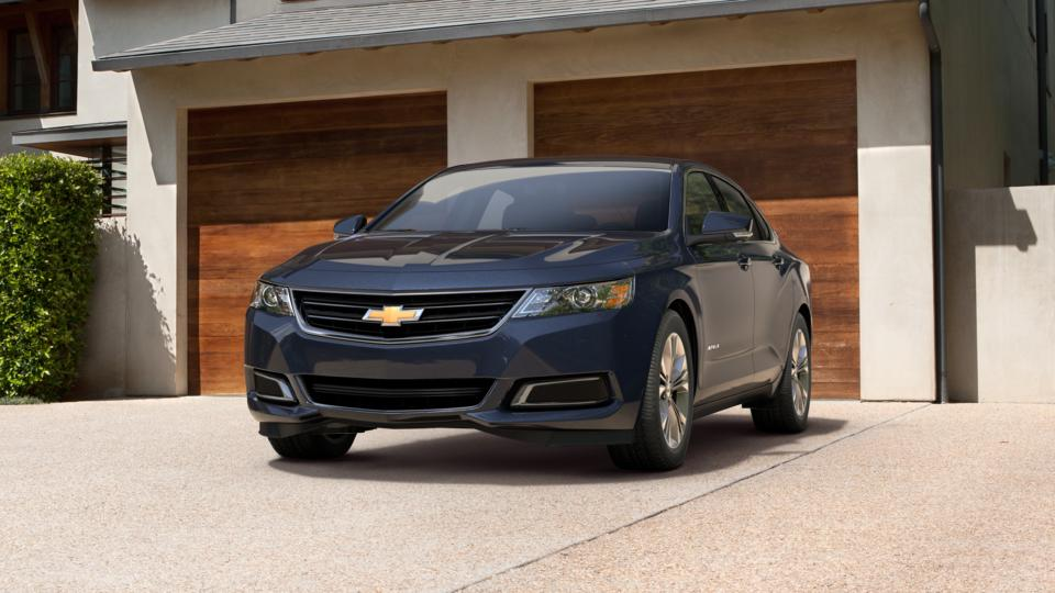 2016 Chevrolet Impala Vehicle Photo in Beaufort, SC 29906