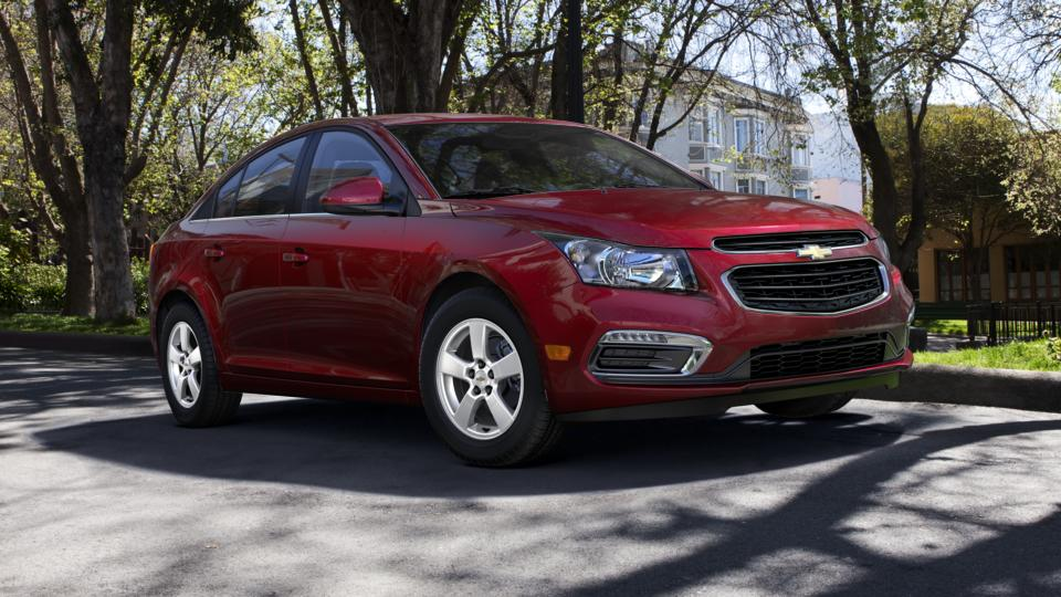 2016 Chevrolet Cruze Limited Vehicle Photo in Boston, NY 14025