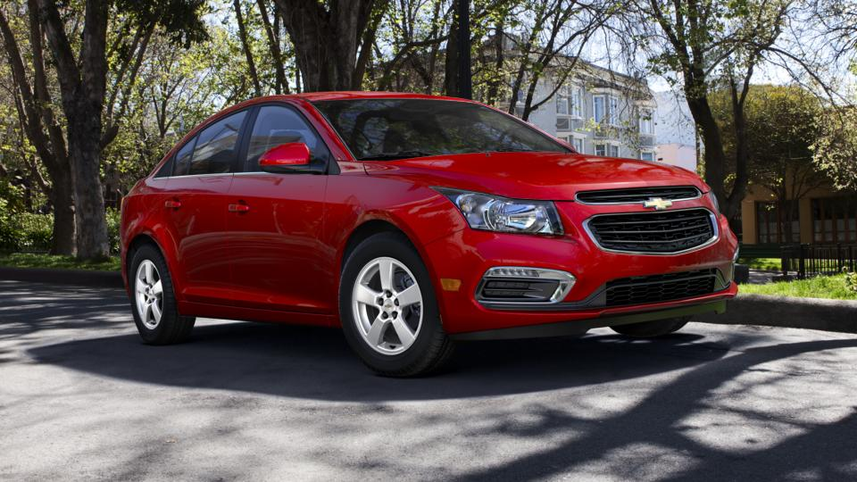 2016 Chevrolet Cruze Limited Vehicle Photo in San Angelo, TX 76903