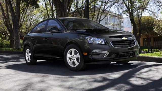 2016 Chevrolet Cruze Limited Vehicle Photo In Staten Island Ny 10306