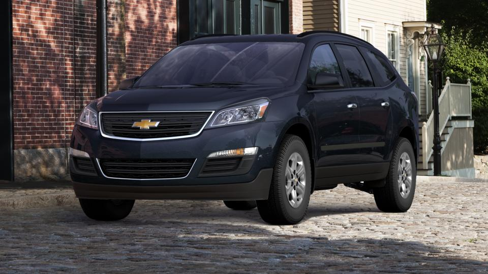 2016 Chevrolet Traverse Vehicle Photo in Anchorage, AK 99515