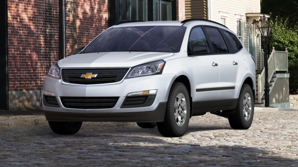 2016 Chevrolet Traverse Vehicle Photo in Gardner, MA 01440