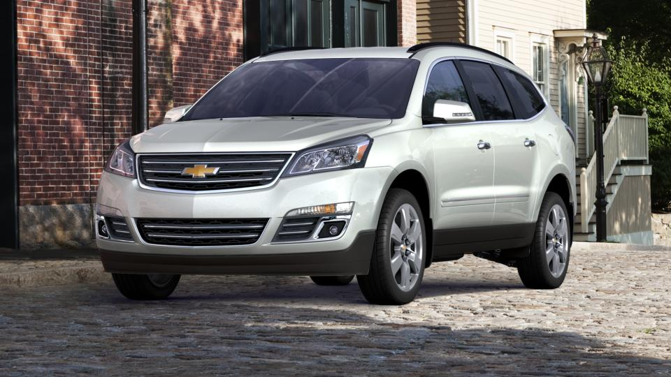 2016 Chevrolet Traverse Vehicle Photo in Wendell, NC 27591
