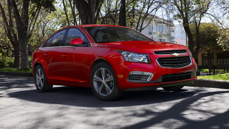 2016 Chevrolet Cruze Limited Vehicle Photo in Corsicana, TX 75110