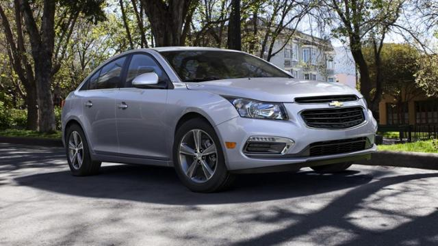2016 Chevrolet Cruze Limited Vehicle Photo In Huntersville Nc 28078