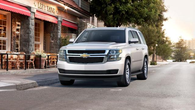 2016 Chevrolet Tahoe Vehicle Photo In Livingston Nj 07039
