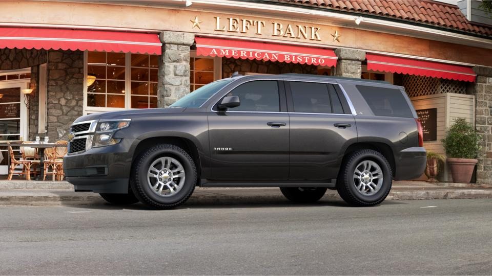 Used 2016 Chevrolet Tahoe (Tungsten Metallic) For Sale