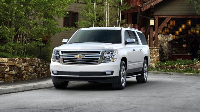Used 2016 Chevy Suburban in Orange County - Guaranty Chevrolet