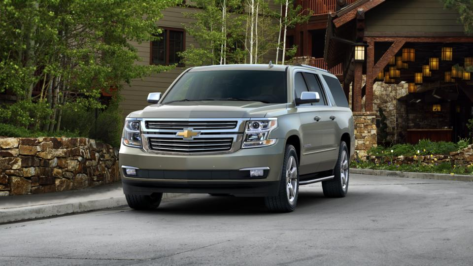 2016 Chevrolet Suburban Vehicle Photo in Midland, TX 79703