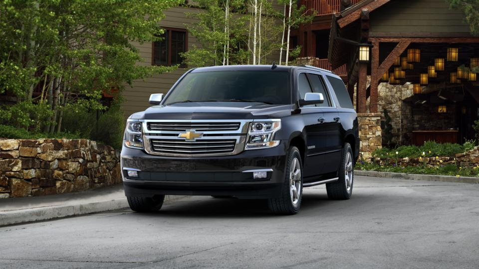 2016 Chevrolet Suburban Vehicle Photo in Warrensville Heights, OH 44128