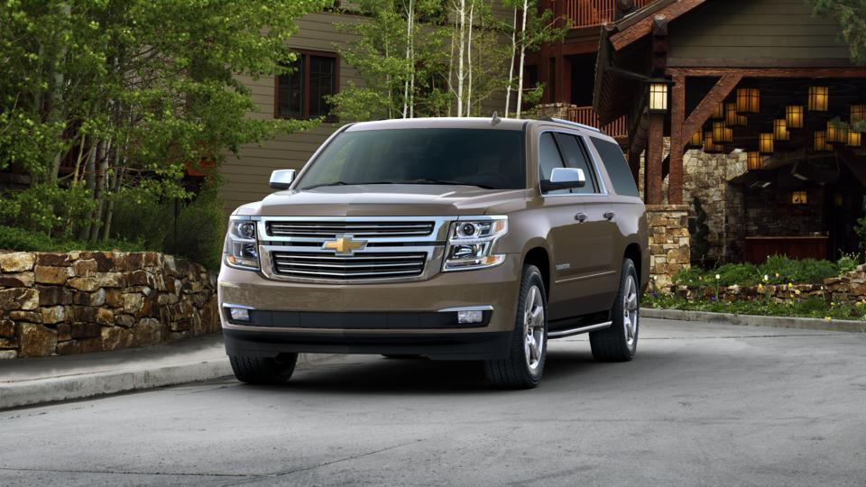 2016 Chevrolet Suburban Vehicle Photo in Casper, WY 82609