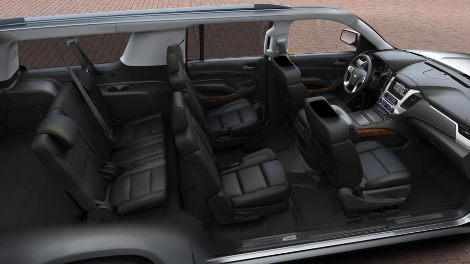 Used Summit White 2016 Chevrolet Suburban 4wd 1500 Ltz For