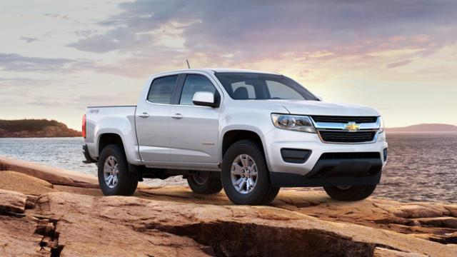 Certified 2016 Chevrolet Colorado Summit White For In