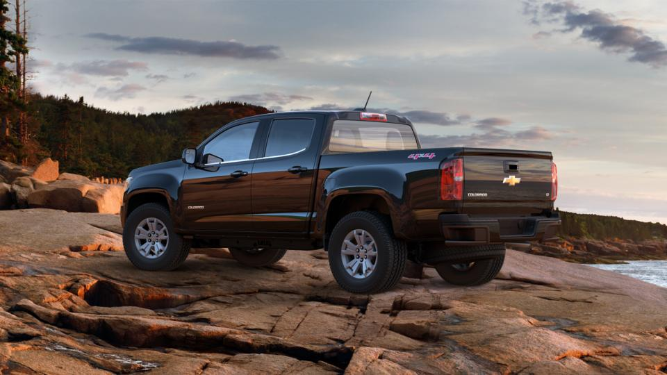 South Pittsburg Chevrolet Colorado in Black: Used 2016 ...