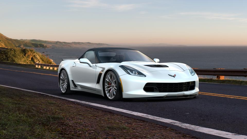 2016 Chevrolet Corvette Vehicle Photo in Colorado Springs, CO 80905