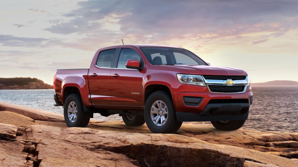 2016 Chevrolet Colorado Vehicle Photo in Austin, TX 78759