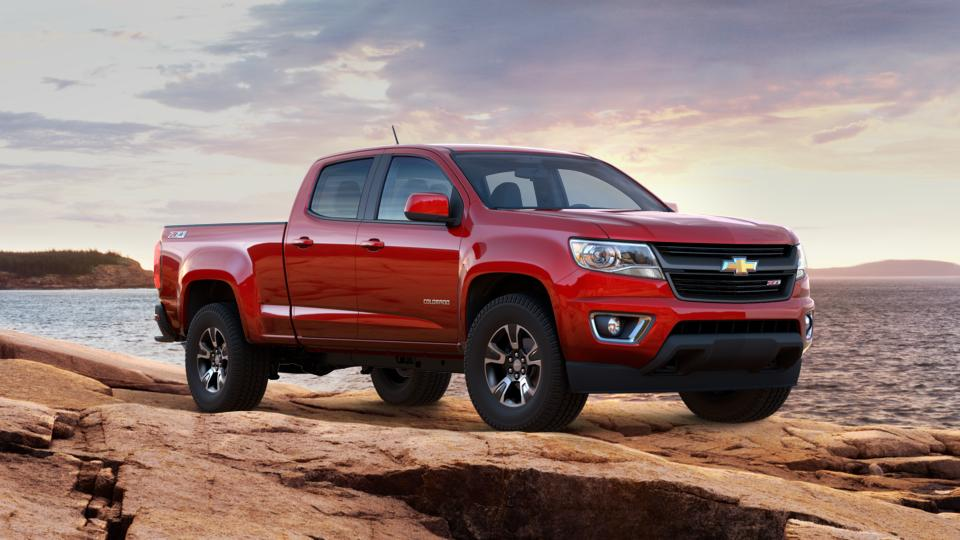 2016 Chevrolet Colorado Vehicle Photo in Twin Falls, ID 83301