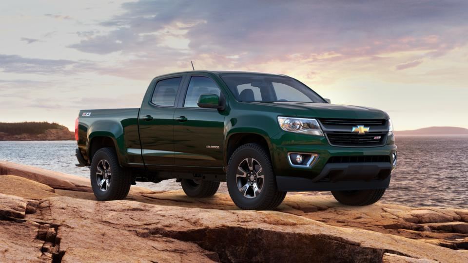 2016 Chevrolet Colorado Vehicle Photo in Chelsea, MI 48118