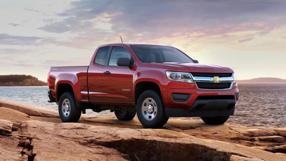2016 Chevrolet Colorado Vehicle Photo in King George, VA 22485