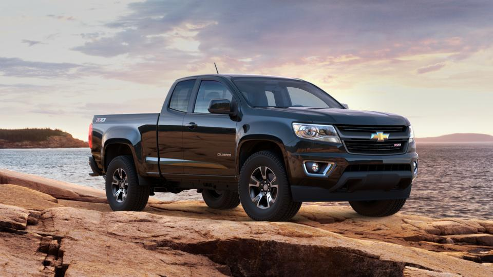 2016 Chevrolet Colorado Vehicle Photo in Trevose, PA 19053-4984