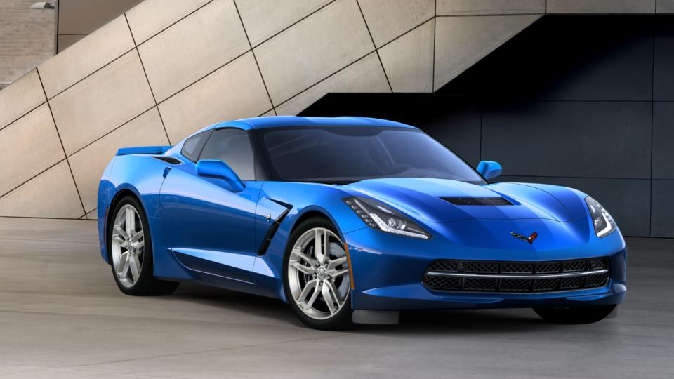 2016 Chevrolet Corvette Vehicle Photo in Wendell, NC 27591