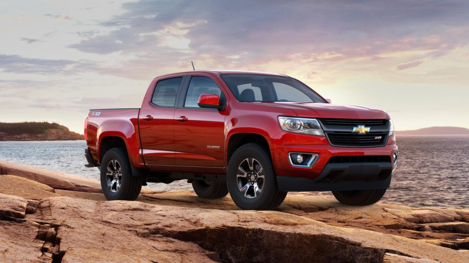 2016 Chevrolet Colorado Vehicle Photo in Kittanning, PA 16201