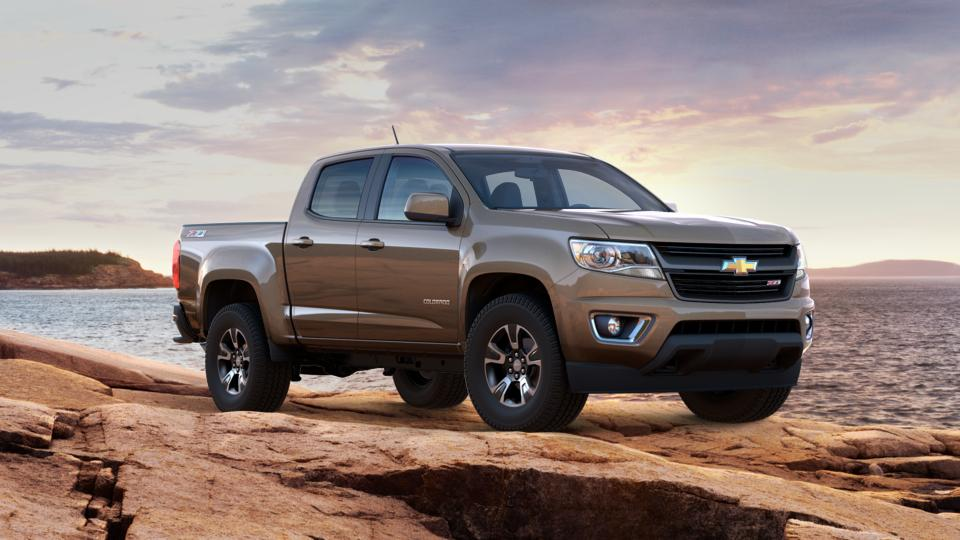 2016 Chevrolet Colorado Vehicle Photo in Bend, OR 97701