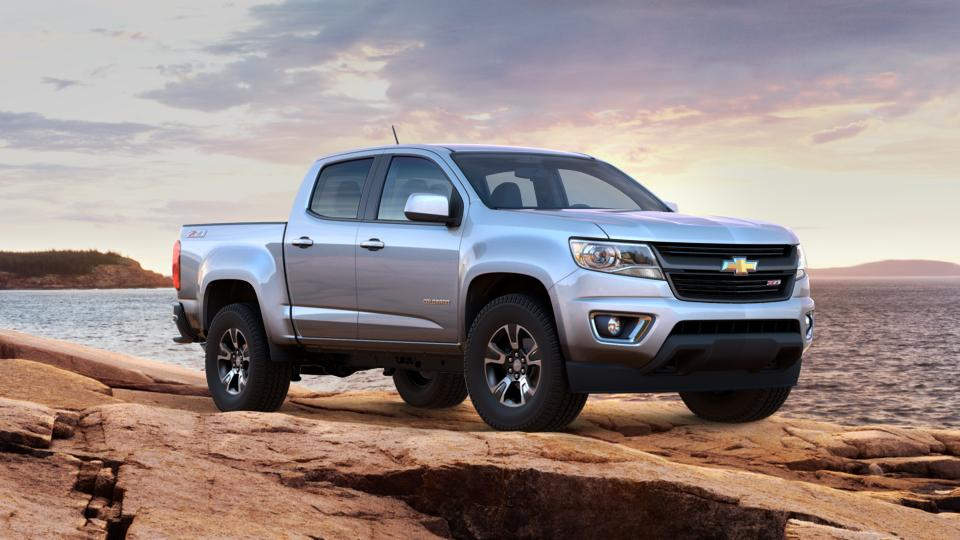 2016 Chevrolet Colorado Vehicle Photo in Edinburg, TX 78542