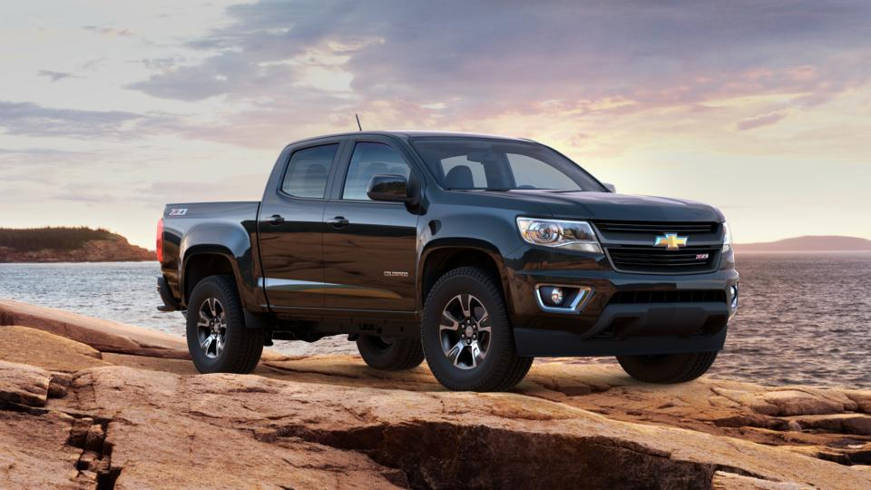 2016 Chevrolet Colorado Vehicle Photo in San Angelo, TX 76903