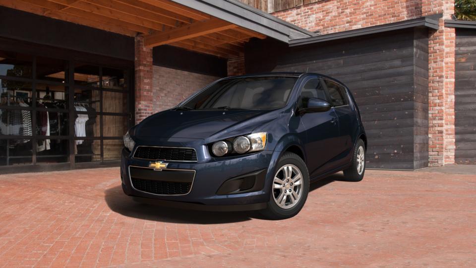 2016 Chevrolet Sonic Vehicle Photo in Denver, CO 80123