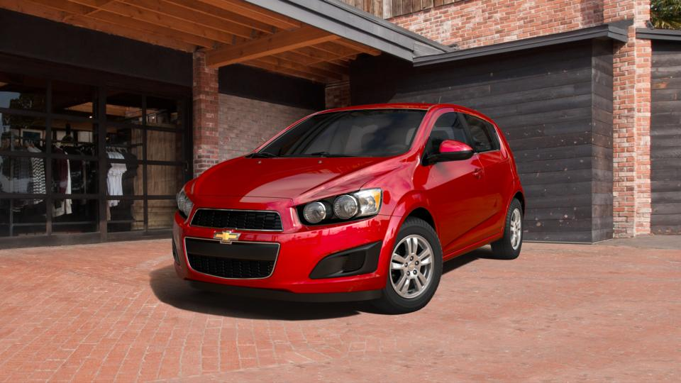 2016 Chevrolet Sonic Vehicle Photo in Willoughby Hills, OH 44092