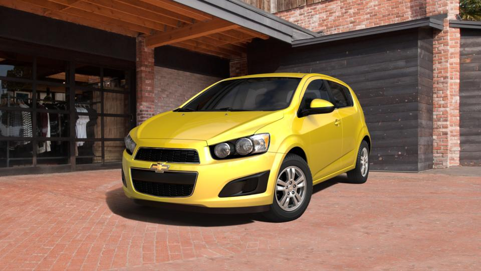 2016 Chevrolet Sonic Vehicle Photo in Akron, OH 44303